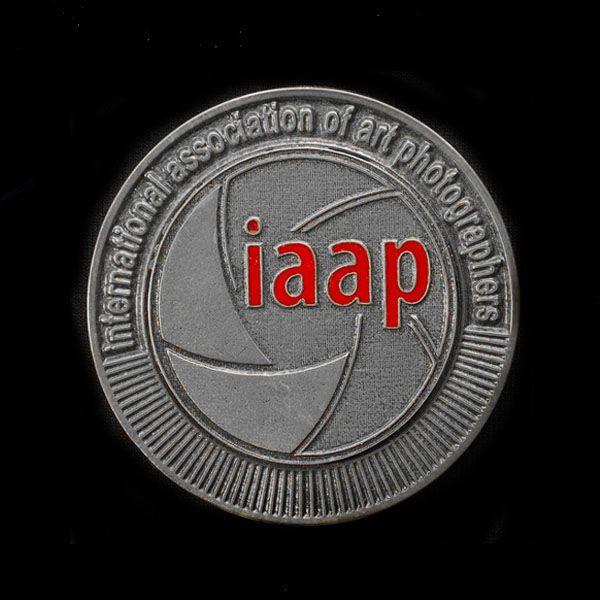 """""""1 Wojnicki Międzynarodowy Konkurs Fotograficzny 2015"""" POLAND  Silver Medal IAAP (International Association of Art Photographers) - KATKA"""