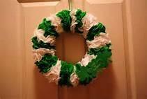 St patricks wreath making - Bing Images