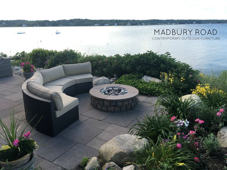 The Santorini Is A Round Outdoor Sectional That Is Built To Entertain. The  Exact Design