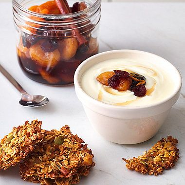 EasiYo Winter Dried Fruit Compote - from Lakeland