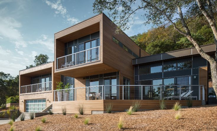 Factory-Built Homes With a Custom-Made Look| EcoBuilding Pulse Magazine | Prefab Design, Modular Building, Green Building, Green Design, Green Builders