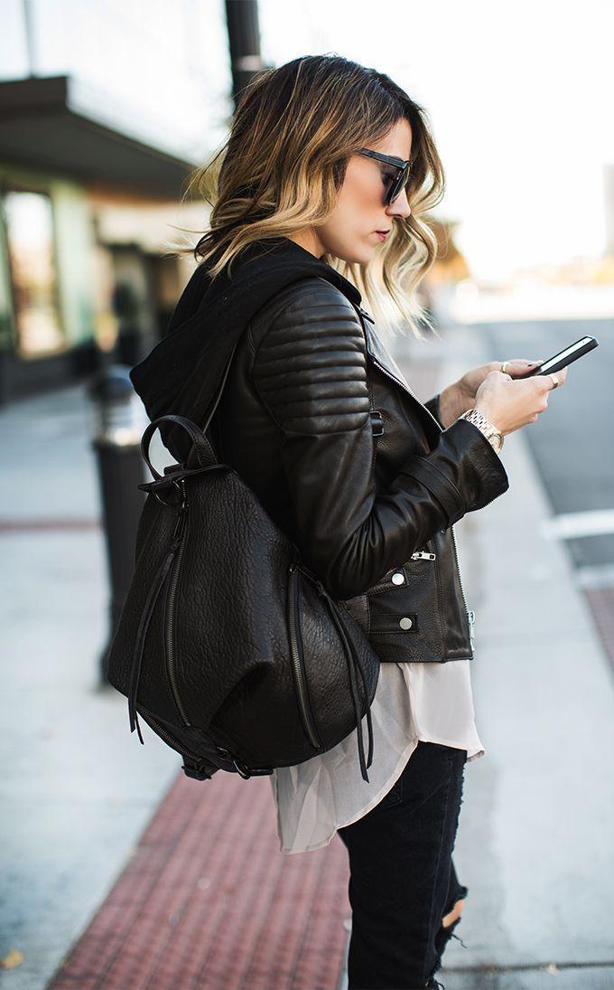 Zaino tendenza moda top: il backpack si porta cosi