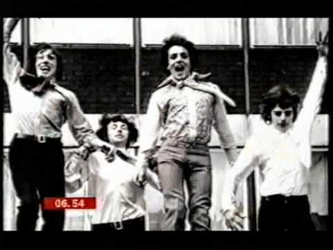 Syd Barrett - death news - BBC TV - 2006-07-11