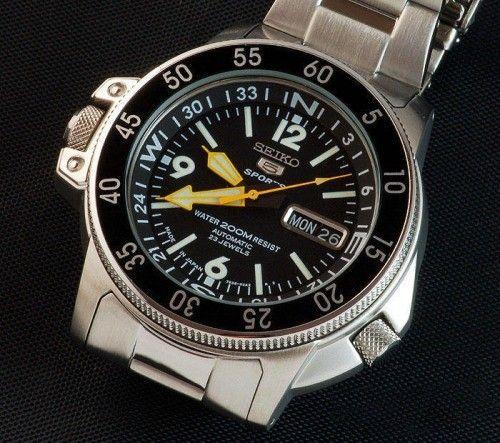 Seiko Men's Automatic Diver's SKZ211J1 - BEST QUALITY WATCHES
