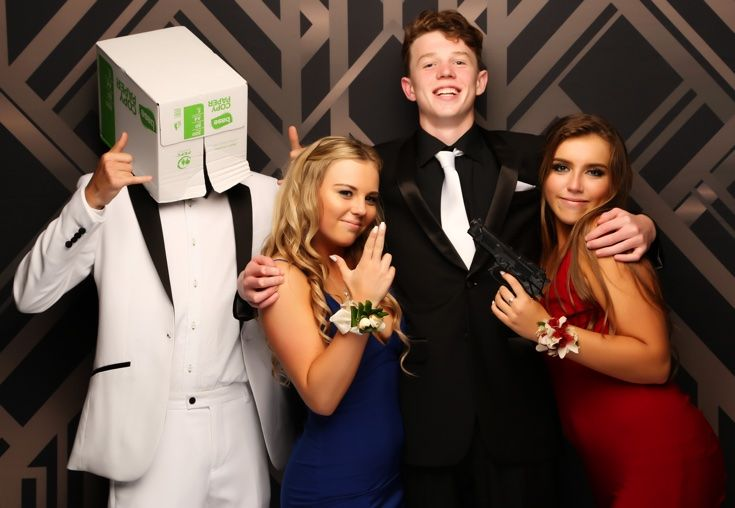 Howick College Ball 2016. Not quite sure what's happenng here?! www.whitedoor.co.nz