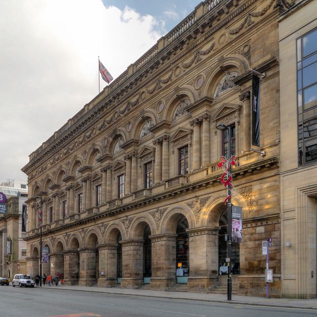 Manchester Free Trade Hall (Radisson Edwardian Hotel)