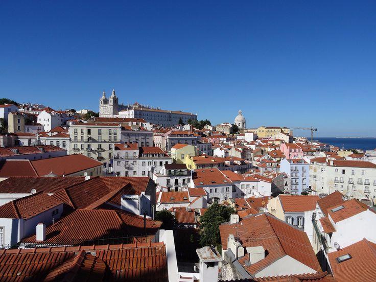 View over #Lissabon #Lisboa