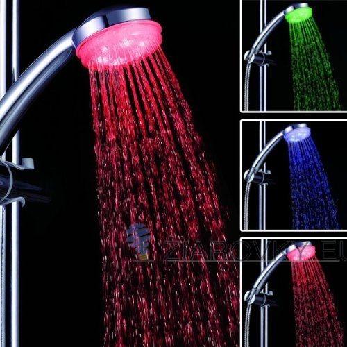 Montáž je veľmi jednoduchá a kedže Vás hlavica signalizuje farbou teplotu vody, viete presne kedy do sprchy môžete vojsť. Už žiadne prekvapenie v podobe ľadovej alebo vriacej vody. Nastavte si vodu na primeranú teplotu a počkajte kým sa LED svetlo prepne na zelenú (optimálnu) teplotu. http://www.ziarovky.eu/