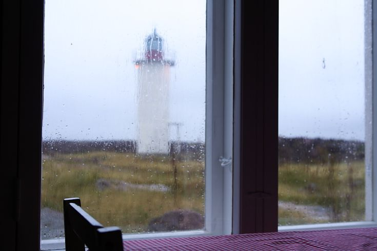 Gustavsvärn lighthouse - Hanko, Southern Finland