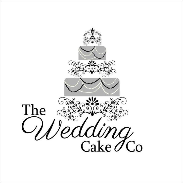 The 20 best logo designs images on pinterest logo designing wedding cake company junglespirit Gallery