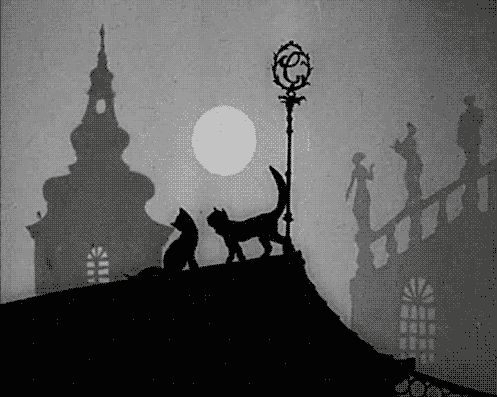 LOTTE REINIGER AVENTURE animated gif.