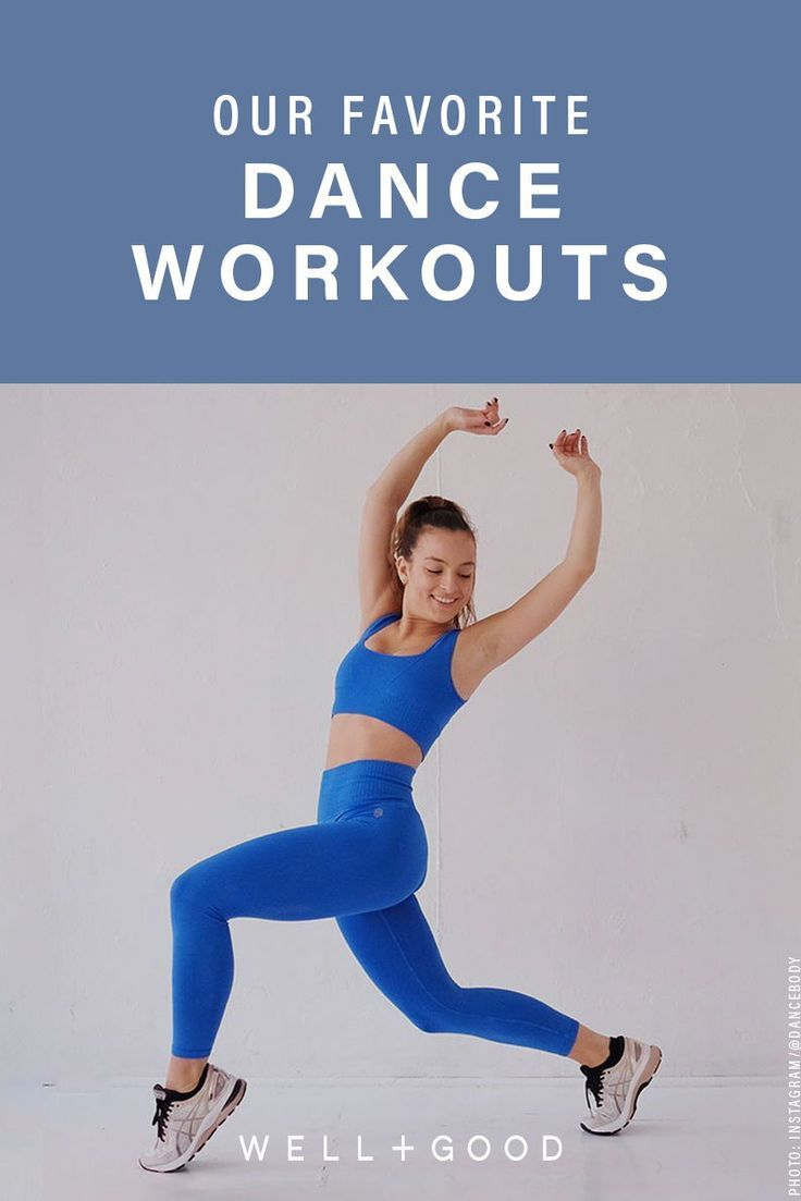 Dance Workouts Well Good Dance Workout Workout Workout Results