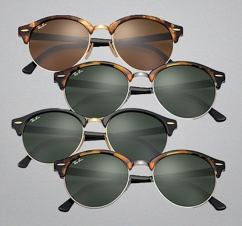Ray-Ban sunglasses new model RB 4246 Clubround