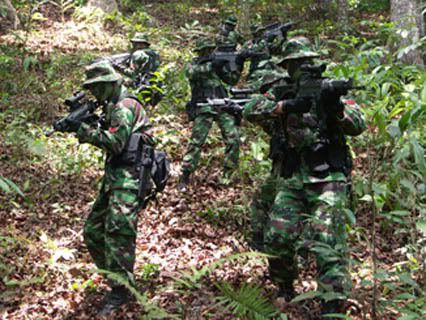 indonesian military | indonesian military