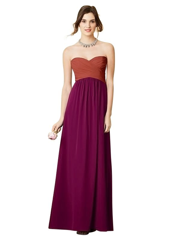 sell my wedding dress to a store shop alfred angelo bridesmaid dress 7289 l in chiffon at 7289
