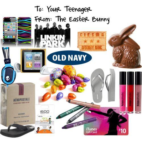 Easter Basket Ideas for Your Teenager Via @BeehiveBlog #hgeats