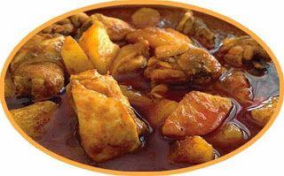 Resep Masakan Alami: Resep Kari Ayam Sederhana