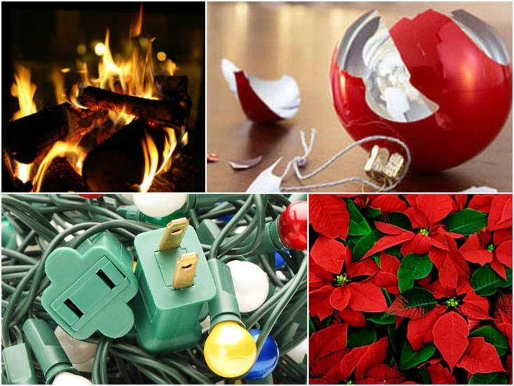 Χριστουγεννιάτικοι κίνδυνοι για τα μικρά μας.