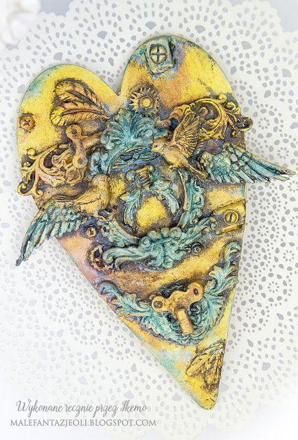 Male fantazje Oli: DT Fabrika212- Serce / Heart
