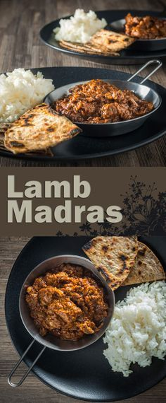 Lamb Madras Curry Fakeaway