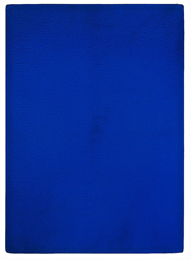 les 194 meilleures images du tableau yves klein sur pinterest yves klein art contemporain et. Black Bedroom Furniture Sets. Home Design Ideas