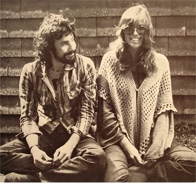 Best-looking and most stylish couple, Cat Stevens and Carly Simon.