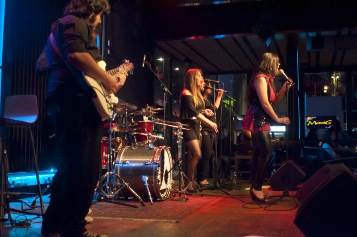 Backstage 2011