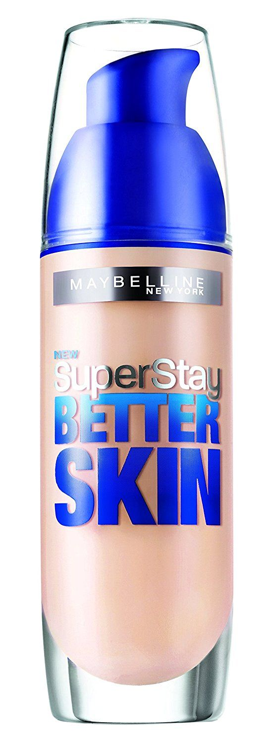 Maybelline SuperStay Better Skin Foundation 30ml - Cameo 020 >>> This is an Amazon Affiliate link. Click on the image for additional details.