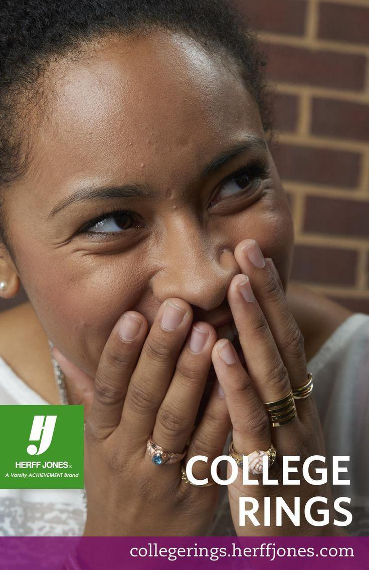 Herff Jones College Ring Catalog 2016