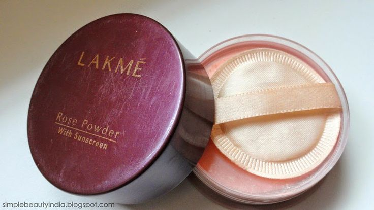 Beauty Grin: Lakme Rose Powder in Soft Pink: Review and Swatch #lakme #loosepowder #bblogger