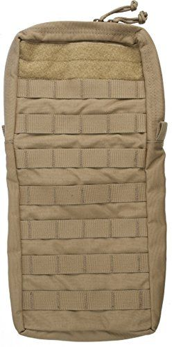 Tactical Assault Gear MOLLE Hydration 100oz Bladder Carrier, Large, Coyote