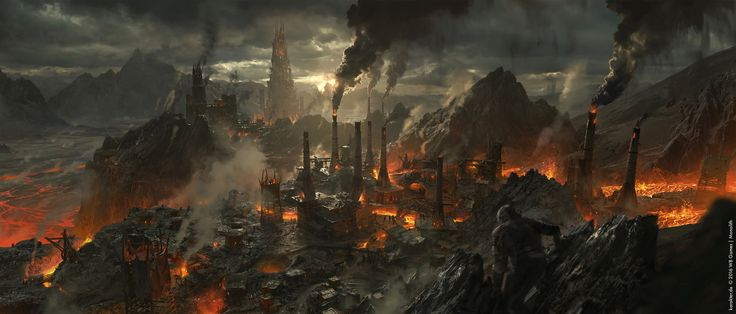ArtStation - Gorgoroth | Black tribe - Middle-earth™ : Shadow of War™, karakter design studio