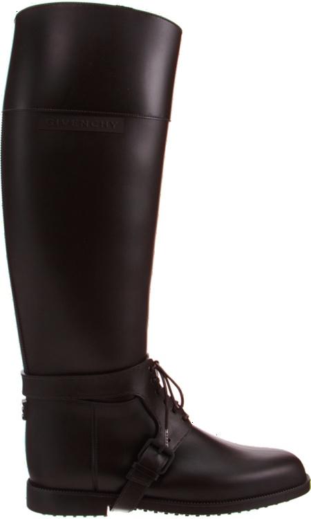 Givenchy Rubber Knee BootGivenchy Rubber, De Joi, York Shoes, Knee Boots, Rubber Knee, Parel De