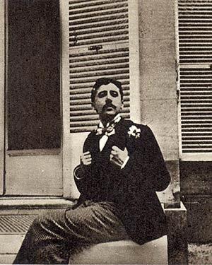 Marcel Proust - Valentin Louis Georges Eugene Marcel Proust. 1871-1922. A La Recherche du Temps Perdu