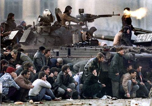 Romanian revolution, December, 1989 Album