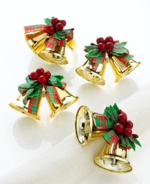 Christmas Bell Napkin Rings | table setting | Pinterest ...