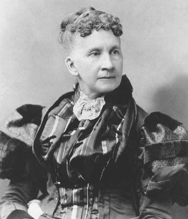 Belva Ann Bennett Lockwood - 1879...1st female lawyer to plead a case before the US Supreme Court.