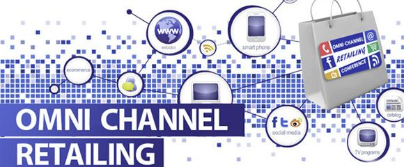 Using different ways in the shopping experience of customers is called as Omni Channel Retailing.