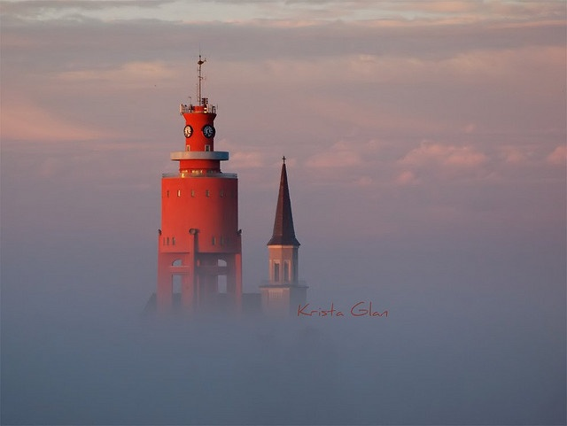 Hanko by fog  - Have been in Hanko, but would love to be there when foggy and during winter