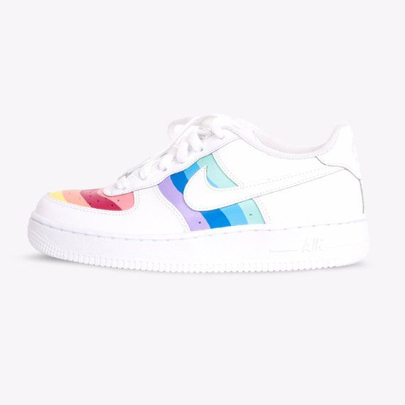 air force 1 donna pelle