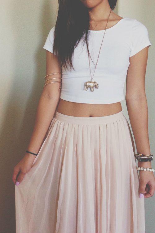 25 Best Ideas About High Waisted Skirt On Pinterest