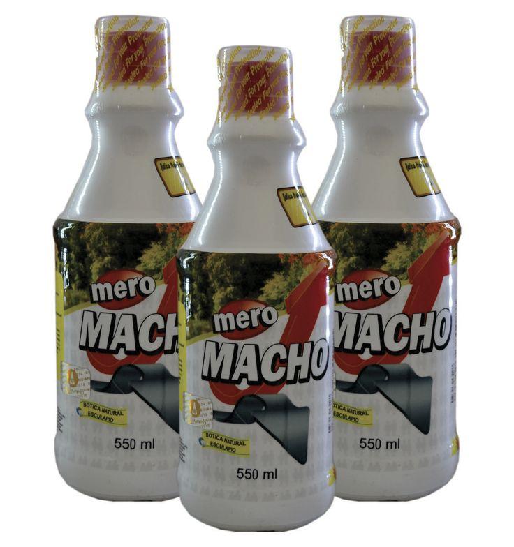 Mero Macho – El mejor potencializador conocido en el mercado, conocido como un privilegio para la medicina natural.