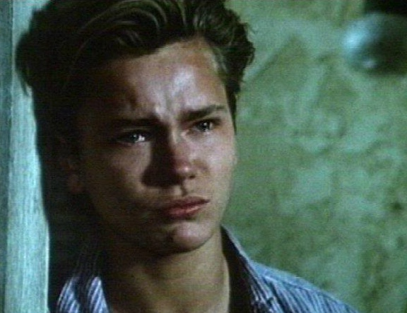 river phoenix - gawd he was a great actor