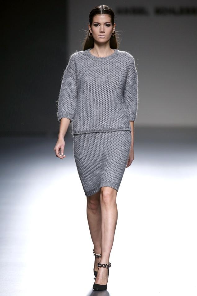 Ángel Schlesser Fashion Week Madrid. Otoño-Invierno 2012/2013. YODONA