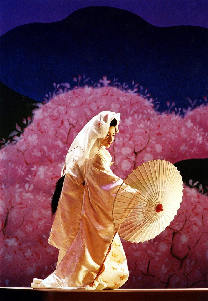 Madame Butterfly at The Regent Stoke