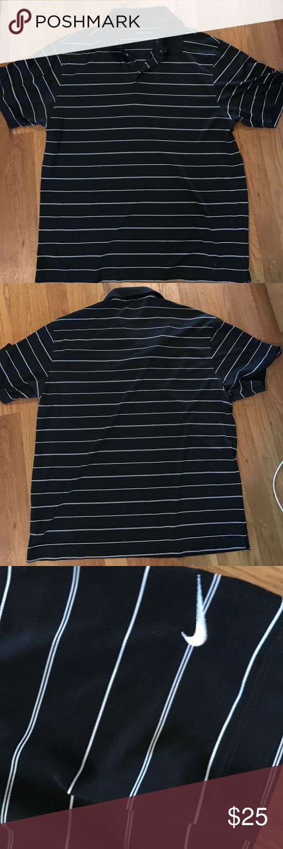 Nike polo shirt In great condition. Nike Shirts Polos