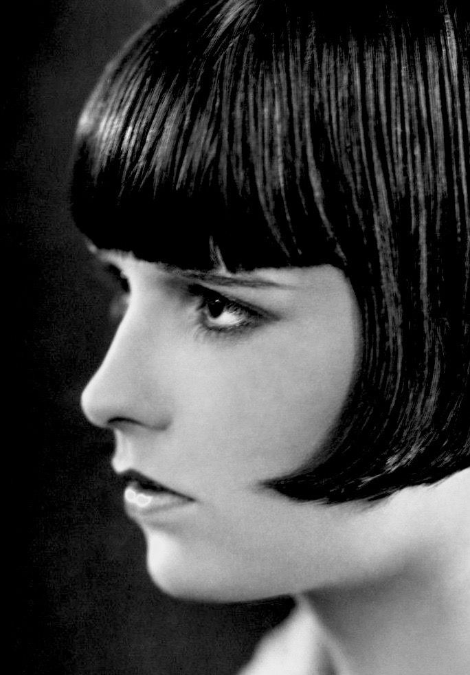 "summers-in-hollywood: ""Louise Brooks, 1920s """