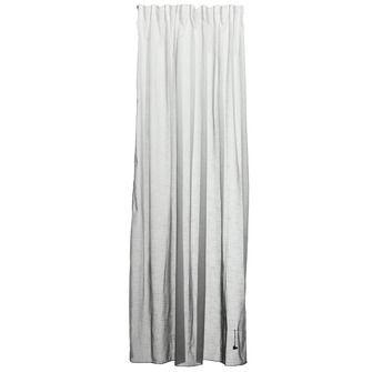 vtwonen kant en klaar gordijn 140x280 cm 1121 thunder zwart | Gordijnen in standaard maten | Gordijnen | Raamdecoratie | KARWEI