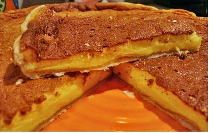 Tarte de leite condensado - http://www.sobremesasdeportugal.pt/tarte-de-leite-condensado-3/