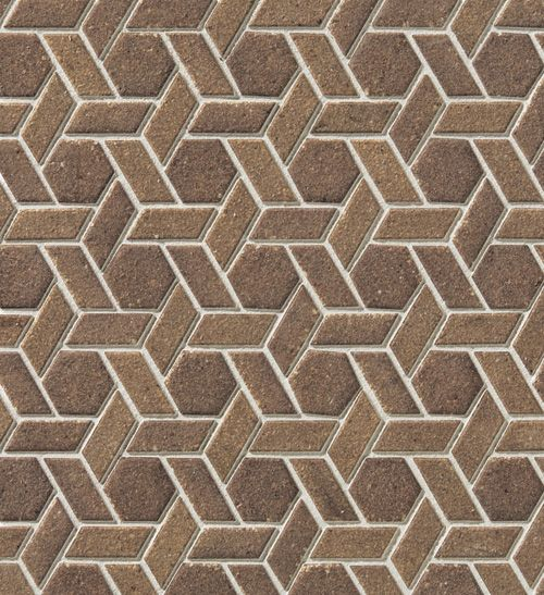 Academy Tiles - Porcelain Mosaic - Weave - 77740